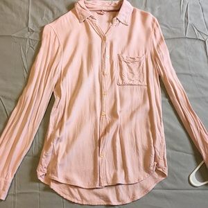 Super Soft Aeropostale Button Up